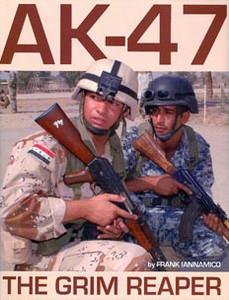 AK-47 THE GRIM REAPER - Uitverkocht - zie 2nd Edition.