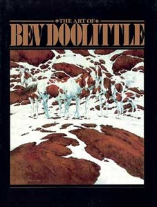 ART OF BEV DOOLITTLE - Auteur: Mclay E.