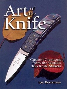 ART OF THE KNIFE - Auteur: Kertzman J.