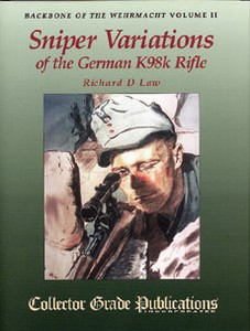 BACKBONE OF THE WEHRMACHT - SNIPER VARIATIONS - Auteur: Law