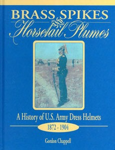 BRASS SPIKES AND HORSETAIL PLUMES 1872 - 1904 - Auteur: Chap