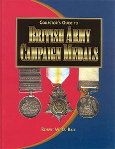BRITISH ARMY CAMPAIGN MEDALS - Auteur: R.Ball