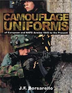 CAMOUFLAGE UNIFORMS OF EUROPEAN AND NATO ARMIES 1945 TO THE