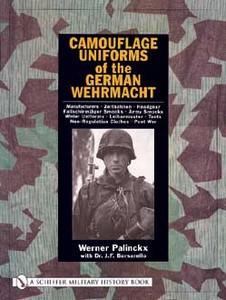 CAMOUFLAGE UNIFORMS OF THE GERMAN WEHRMACHT - Auteur: Palinc