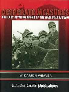 DESPERATE MEASURES - Auteur: Weaver D.