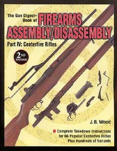 FIREARMS ASSEMBLY-DISASSEMBLY. VOL 4. CENTERFIRE RIFLES - Au